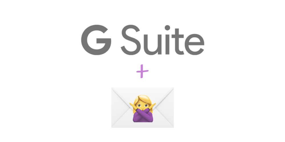How to add Leave Me Alone to your G Suite trusted apps